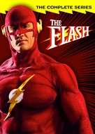 The Flash - DVD cover (xs thumbnail)