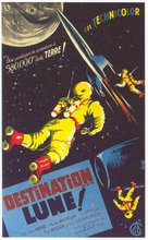 Destination Moon - French Movie Poster (xs thumbnail)