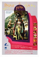 A Passage to India - Spanish Movie Poster (xs thumbnail)
