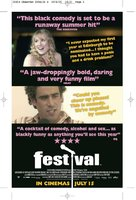 Festival - British Movie Poster (xs thumbnail)