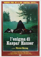 Jeder für sich und Gott gegen alle - Italian Movie Poster (xs thumbnail)