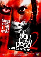 Day of the Dead 2: Contagium - Italian Movie Poster (xs thumbnail)