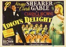 Idiot's Delight - Movie Poster (xs thumbnail)