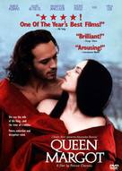 La reine Margot - DVD cover (xs thumbnail)