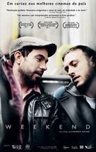 Weekend - Brazilian Movie Poster (xs thumbnail)
