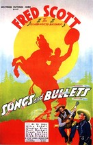 Songs and Bullets - Movie Poster (xs thumbnail)