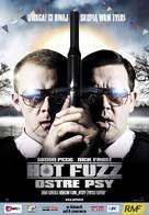 Hot Fuzz - Polish poster (xs thumbnail)