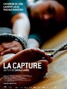La capture - French Movie Poster (xs thumbnail)