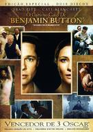 The Curious Case of Benjamin Button - Brazilian Movie Cover (xs thumbnail)