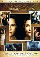 The Curious Case of Benjamin Button - Brazilian Movie Cover (xs thumbnail)