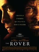 The Rover - French Movie Poster (xs thumbnail)