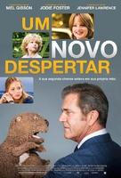 The Beaver - Brazilian Movie Poster (xs thumbnail)