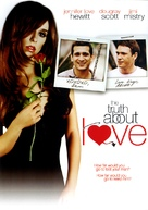 The Truth About Love - DVD cover (xs thumbnail)