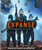 """""""The Expanse"""" - Blu-Ray movie cover (xs thumbnail)"""