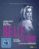 Belle de jour - German Blu-Ray cover (xs thumbnail)