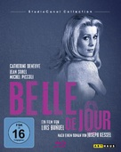 Belle de jour - German Blu-Ray movie cover (xs thumbnail)