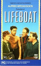 Lifeboat - Australian VHS movie cover (xs thumbnail)