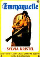 Emmanuelle - Spanish Movie Poster (xs thumbnail)