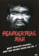The Neanderthal Man - DVD cover (xs thumbnail)