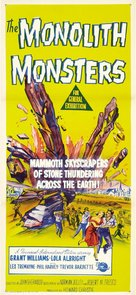 The Monolith Monsters - Australian Movie Poster (xs thumbnail)