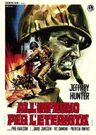Hell to Eternity - Italian Movie Poster (xs thumbnail)
