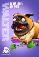 Pets United - British Movie Poster (xs thumbnail)