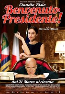 Benvenuto Presidente! - Italian Movie Poster (xs thumbnail)