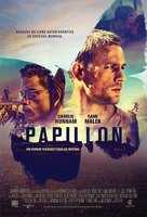 Papillon - Brazilian Movie Poster (xs thumbnail)