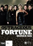 """Outrageous Fortune"" - New Zealand Blu-Ray movie cover (xs thumbnail)"