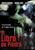 El libro de piedra - Mexican Movie Cover (xs thumbnail)