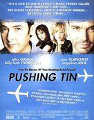 Pushing Tin - Movie Poster (xs thumbnail)