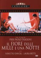 Il fiore delle mille e una notte - Italian DVD cover (xs thumbnail)