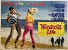 Wonderful Life - British Movie Poster (xs thumbnail)