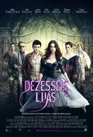 Beautiful Creatures - Brazilian Movie Poster (xs thumbnail)