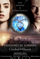 The Mortal Instruments: City of Bones - Mexican Movie Poster (xs thumbnail)