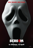 Scream 4 - Malaysian Movie Poster (xs thumbnail)