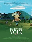 Pequeñas voces - French Movie Poster (xs thumbnail)