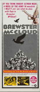 Brewster McCloud - Australian Movie Poster (xs thumbnail)