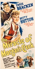 The Miracle of Morgan's Creek - Movie Poster (xs thumbnail)