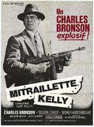 Machine-Gun Kelly - French Movie Poster (xs thumbnail)