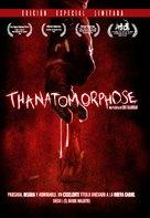 Thanatomorphose - Spanish DVD cover (xs thumbnail)