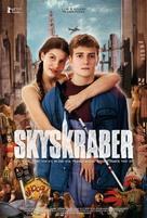 Skyskraber - Danish Movie Poster (xs thumbnail)