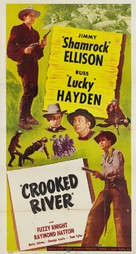 Crooked River - Movie Poster (xs thumbnail)