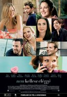 He's Just Not That Into You - Hungarian Movie Poster (xs thumbnail)