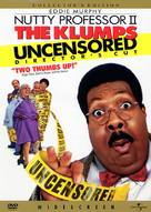 Nutty Professor 2 - DVD cover (xs thumbnail)