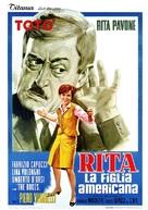 Rita, la figlia americana - Italian Movie Poster (xs thumbnail)