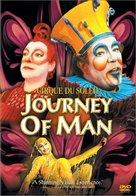 Cirque du Soleil: Journey of Man - DVD cover (xs thumbnail)