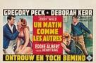 Beloved Infidel - Belgian Movie Poster (xs thumbnail)