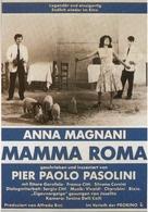 Mamma Roma - German Movie Poster (xs thumbnail)