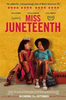 Miss Juneteenth - British Movie Poster (xs thumbnail)